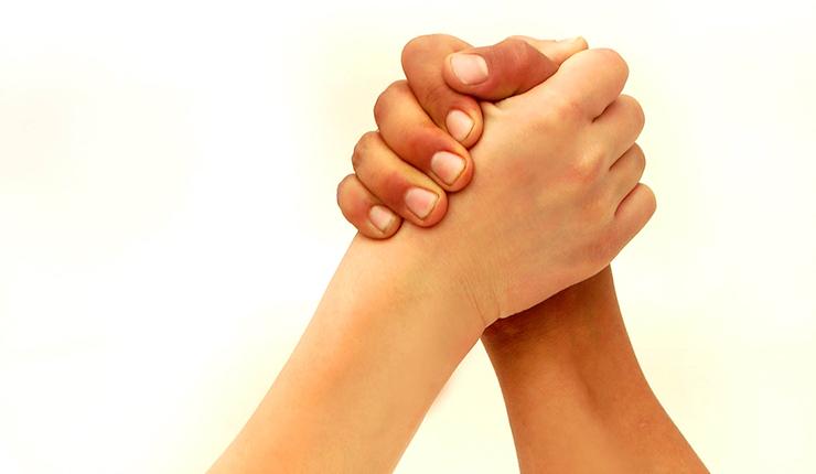 čvrste ruke