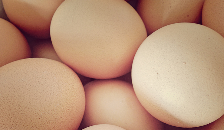 ispuhivanje jaja