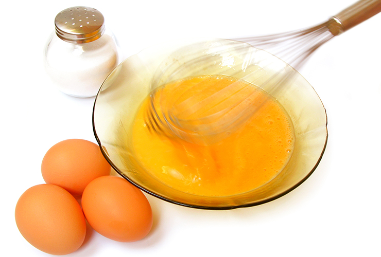 pečena jaja
