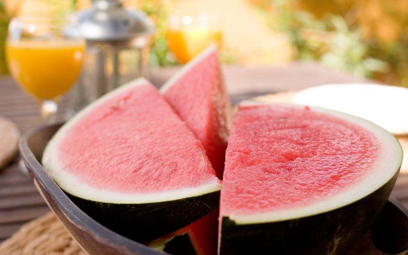 rezanje lubenice