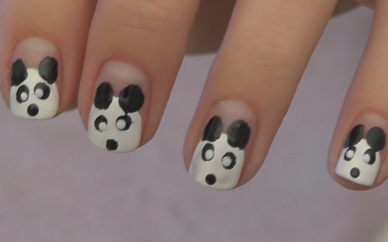 panda nokti