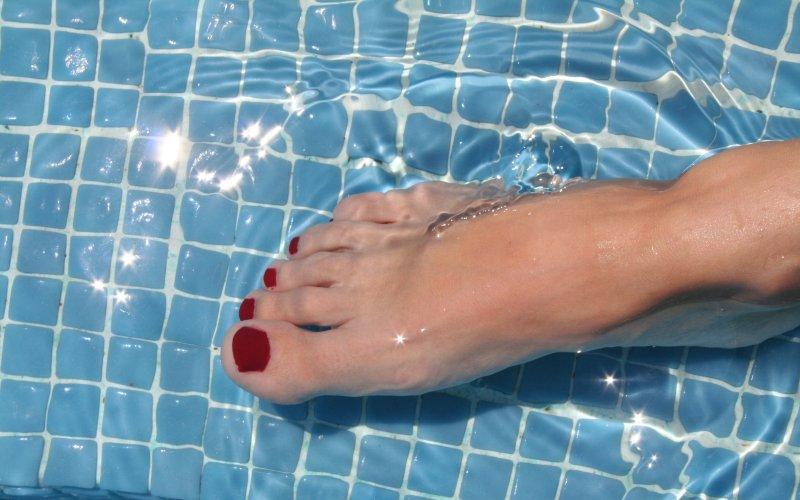 glatka stopala