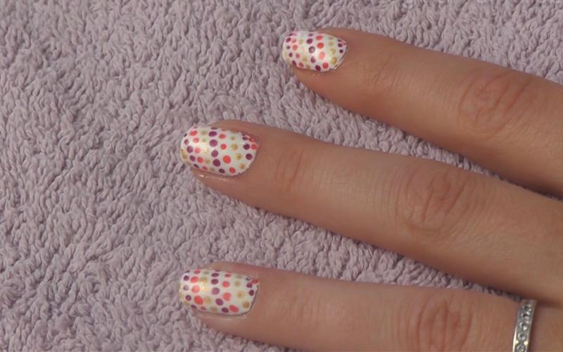 retro nokti